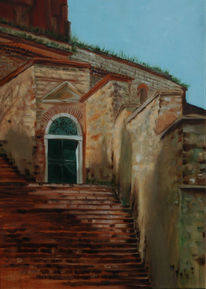 Malerei, Kirche, Mitte
