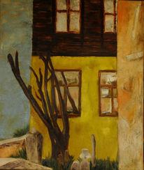 Malerei, Gräber, Haus