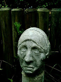 Skulptur, Portrait, Mutter, Figural