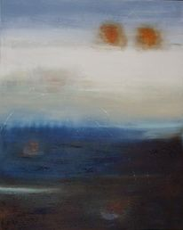 Malerei, Abstrakt, Ansicht