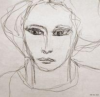 Zeichnungen, Sucht, Gedanken