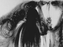Film noir, Schwarzweiß, Schatten, Augen