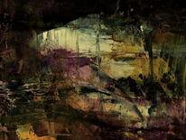Fantasie, Höhle, Felsen, Malerei
