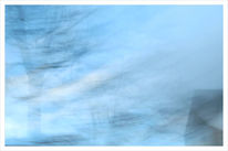 Winter, Blau, Blues, Fotografie