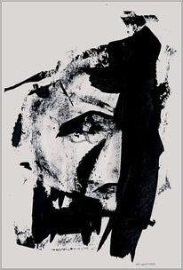 Gestalt, Surreal, Unterdrückung, Schwarzweiß