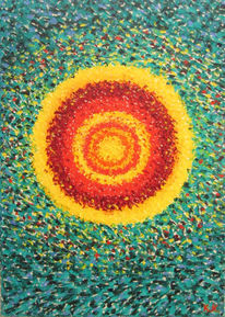 Malerei, Planet