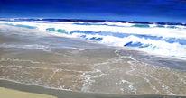 Meer, Sand, Küste, Strand
