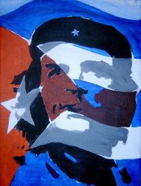 Guevara, Revolution, Rot, Kuba