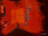 Musik, Rot, Suizid, Erhängt