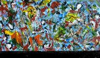 Mauer, Farben, Berkacher, Graffiti