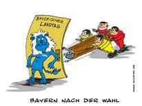 Bayer, Zeichnungen, Wahl