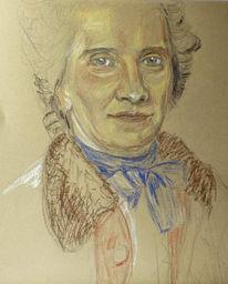 Portrait, Graf, Sachsen, Malerei
