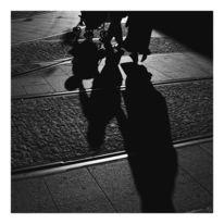 Schatten, Fotografie, Menschen, Konzept
