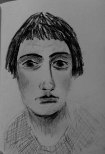 Zeichnungen, Traurig