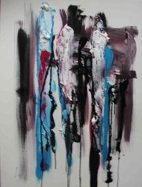 Malerei, Abstrakt, Ende