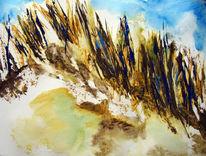Malerei, Dünen