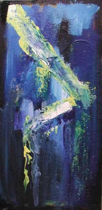 Abstrakt, Malerei, Wetter