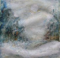Acrylmalerei, Landschaft, Realismus, Malerei
