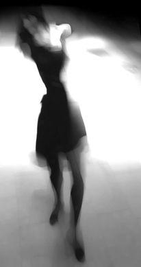 Rhein, Frau, Menschen, Tanz