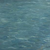 Malerei, Wasser