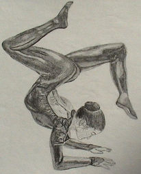 Sportgymnastik, Studie, Gymnastik, Frau