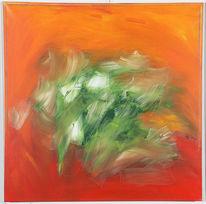 Malerei, Acrylmalerei, Gefühl, Abstrakt