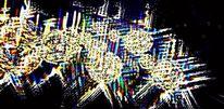 Rausch, Abstrakt, Digital, Digitale kunst