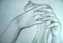 Zeichnung, Mutter, Skizze, Zeichnungen
