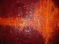 Sonne, Abstrakt, Malerei, Licht