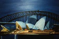 Australien, Landschaft, Blau, Sydney
