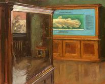 Tiermalerei, Museum, Malerei, Figural
