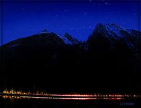 Traum, Fotografie, Nachtaufname, Landschaft