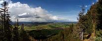 Panorama, Zusammenhang, Landschaft, Bergsicht