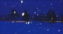 Nacht, Söll, Fotografie, Landschaft