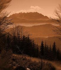 Landschaft, Fotografie, Trainsjoch, Kaiser