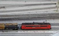 Baureferat, Zug, Bahn, München