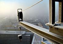 München, Angst, Nebel, Hang