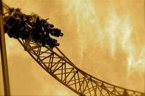 Senkrecht, Skywheel, Skyshot, Achterbahn