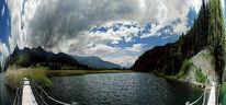 Panorama, Landschaft, Fotografie, Haidersee