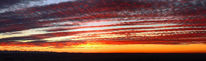 Sonnenuntergang, Oly, Weite, Fotografie