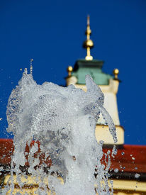 Architektur, Turm, Wasser, Fotografie