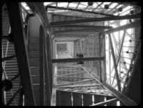 Architektur, Schwarzweiß, Bauwerk, Fotografie
