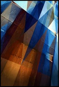 Kirche, Marien, Abstrakt, Digital