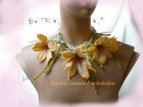 Blumen, Design, Filzkunst, Felted