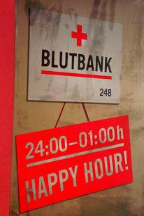 U bahn, Plakate, Berlin, Fotografie
