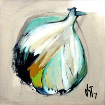 Sauer, Ölmalerei, Figural, Scharf