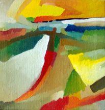 Abstrakt, Malerei, Ölmalerei