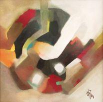 Malerei, Ölmalerei, Abstrakt, Licht