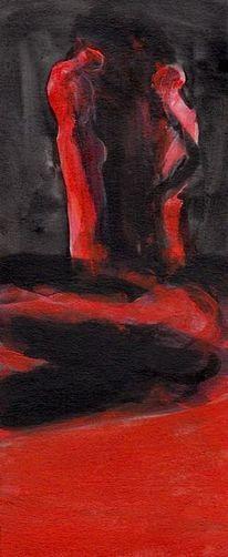 Traum, Blut, Rot, Wahn