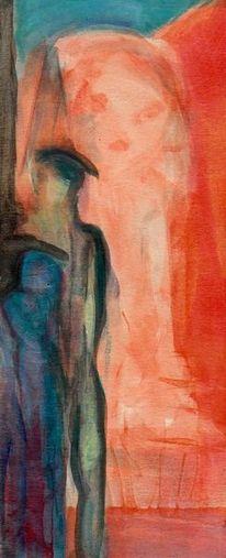 Traum, Nonsens, Akt, Malerei